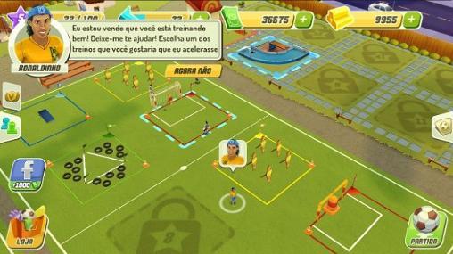Soccer 10 capture d'écran