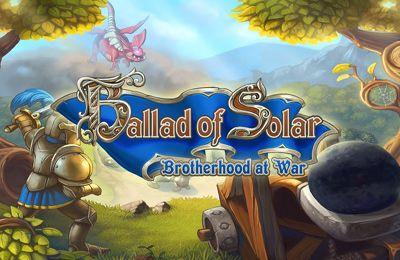 logo Romance de Solar: Hermandad en la Guerra