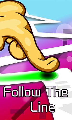 Follow the line 2D deluxe Screenshot