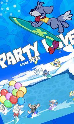 Party Wave auf Deutsch
