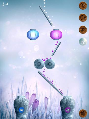 Captura de pantalla Arena zen en iPhone