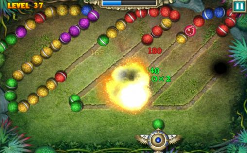 Marble legend 2 screenshot 3