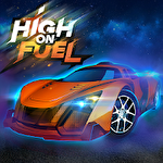 Car racing 3D: High on fuel icône