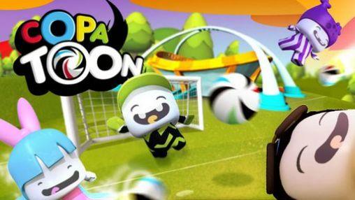 CN Superstar soccer. Copa toon captura de pantalla 1