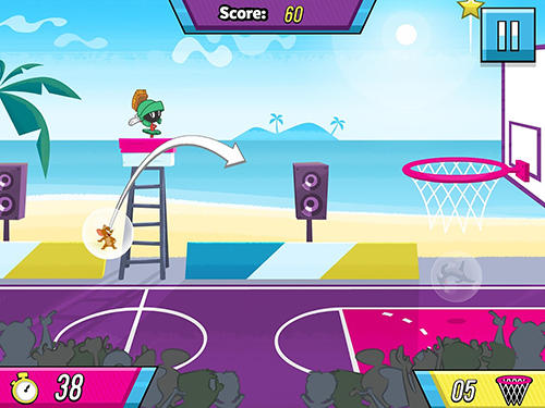 Boomerang all stars Screenshot
