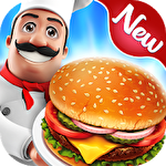 Food court fever: Hamburger 3 Symbol