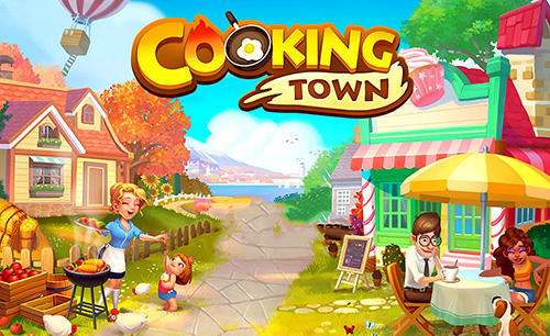 Cooking town: Restaurant chef game скріншот 1