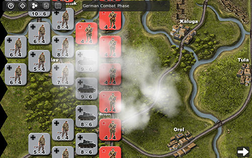 Operation Typhoon: Wargame for Android