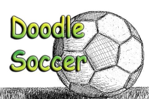logo Doodle Fußball