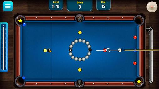 8 ball king: Pool billiards の日本語版