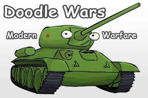 logo Gekritzel Krieg: Moderne Kriegsführung