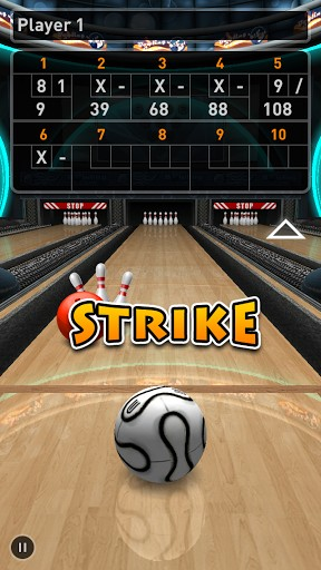 Bowling game 3D für Android