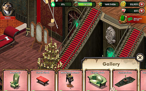 The Addams family: Mystery mansion Screenshot