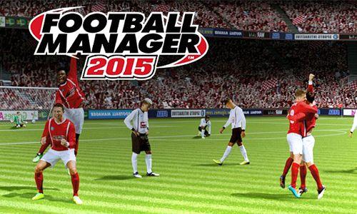 标志Football manager handheld 2015