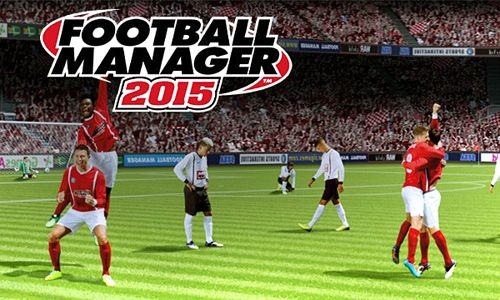 логотип Футбольний менеджер 2015