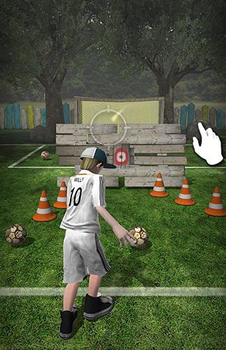 Willy the striker: Soccer für Android