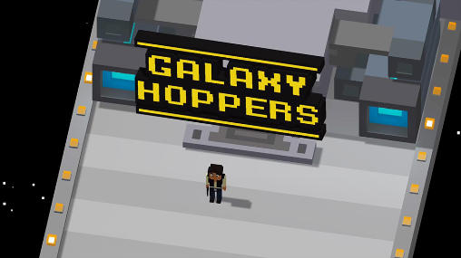 Galaxy hoppers screenshot 1