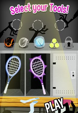 Super Zombie Tennis in Russian