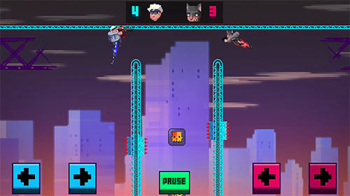 Super hero fight club für Android