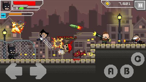 Hero-X Screenshot