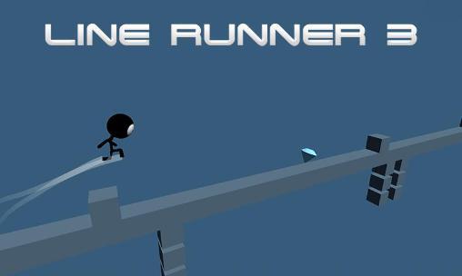Скриншот Line runner 3 на андроид
