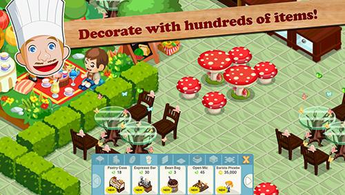 Arcade-Spiele Restaurant story: Hearty feast für das Smartphone