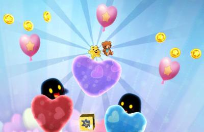 Arcade-Spiele: Lade Bären auf dem Mond auf dein Handy herunter