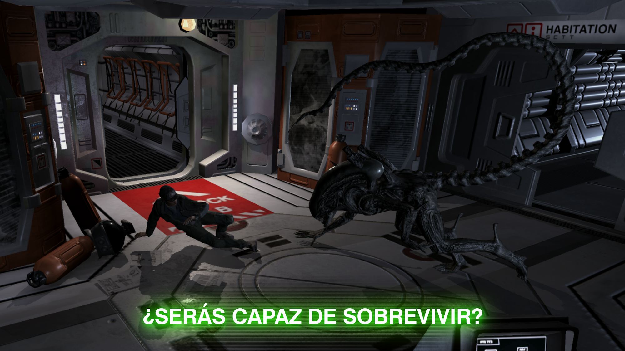 Alien: Blackout captura de pantalla 1