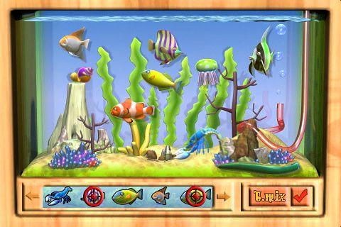 Juegos de arcade: descarga Batalla de peces a tu teléfono
