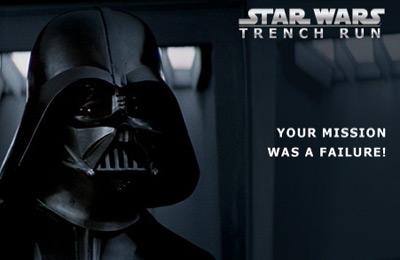 logo La guerra de las galaxias: Carrera en las trincheras