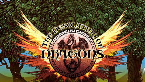 логотип Пустошь драконов