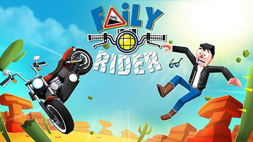 Faily rider Screenshot