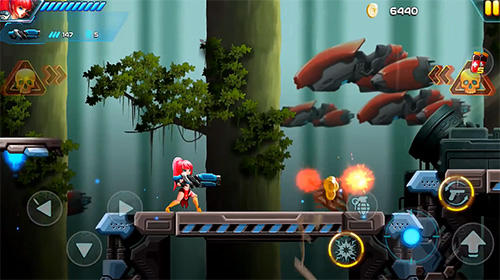 Metal wings: Elite force pour Android
