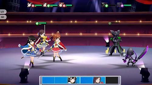アイフォン用 少女 歌劇 レヴュースタァライト -Re LIVE-