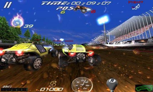 Rally cross: Ultimate screenshot 1