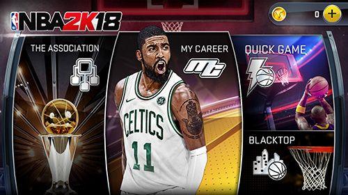 Juegos en línea: descarga NBA 2K18 a tu teléfono