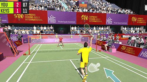 Badminton battle: Badminton championship para Android