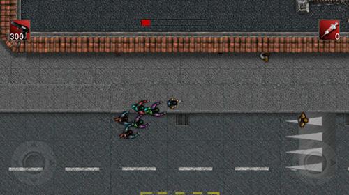 Zombie outbreak screenshot 2