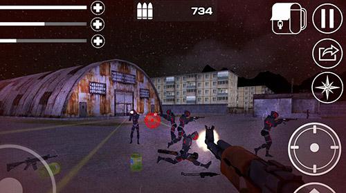 Überlebensspiele Apocalypse radiation island 3D auf Deutsch