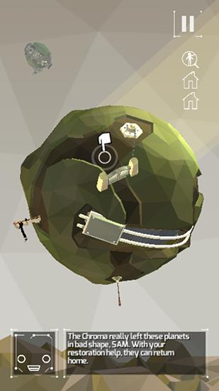 Logikspiele: Lade Der Pfad nach Luma auf dein Handy herunter