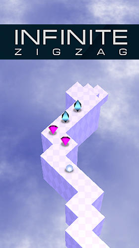 Infinite zigzag Screenshot