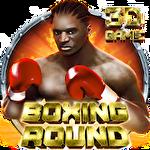 Boxing round icône