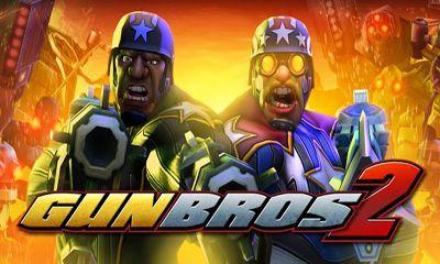 Gun Bros 2 ícone