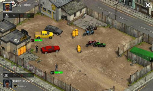 Bloody roads: California Screenshot