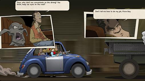 The interactive adventures of Dog Mendonca and pizzaboy screenshot 1