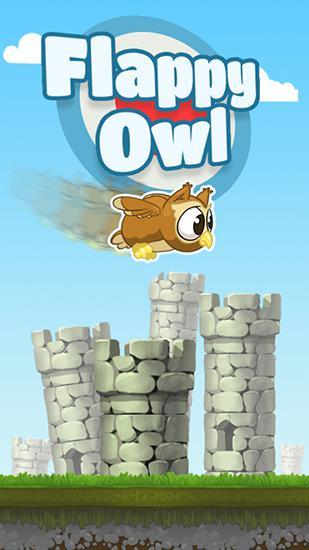Flappy owl Screenshot