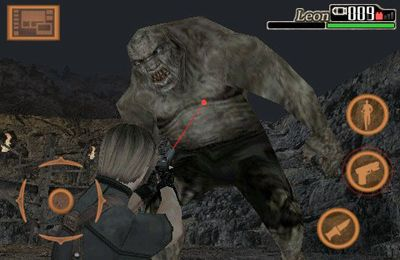 Resident Evil 4 in English