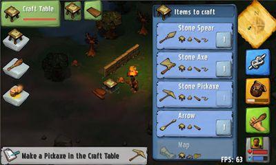 Krafteers - Tomb Defenders Screenshot
