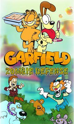 Garfield Zombie Defense Screenshot