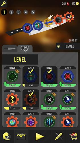 Juegos de arcade: descarga Caballero de las runas a tu teléfono